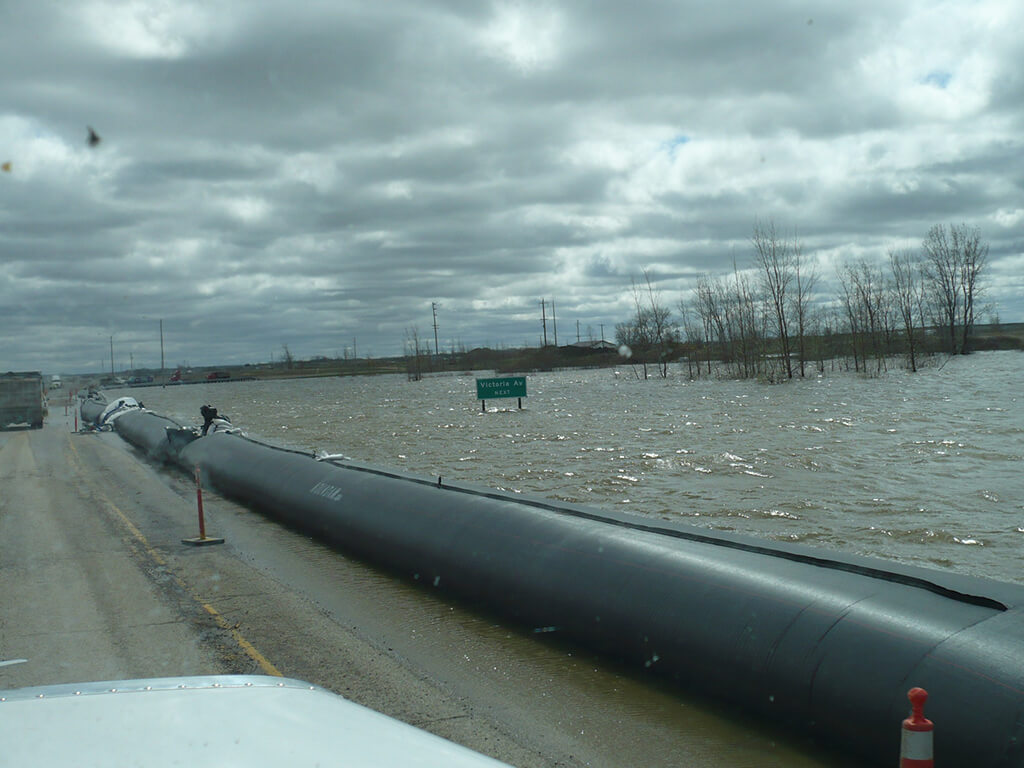 Brandon MB Flood