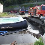 Above Ground Water Impoundment – Cal Fire Training