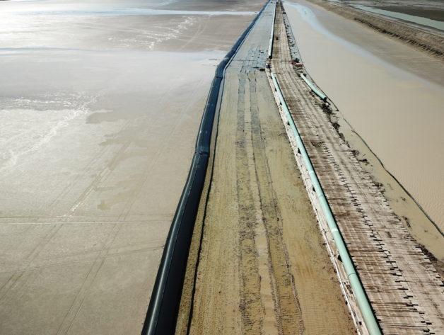 Pipeline Installation Site Isolation, Brownsville TX 2017