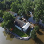 Homeowner Flood Control – Rosharon TX 2016