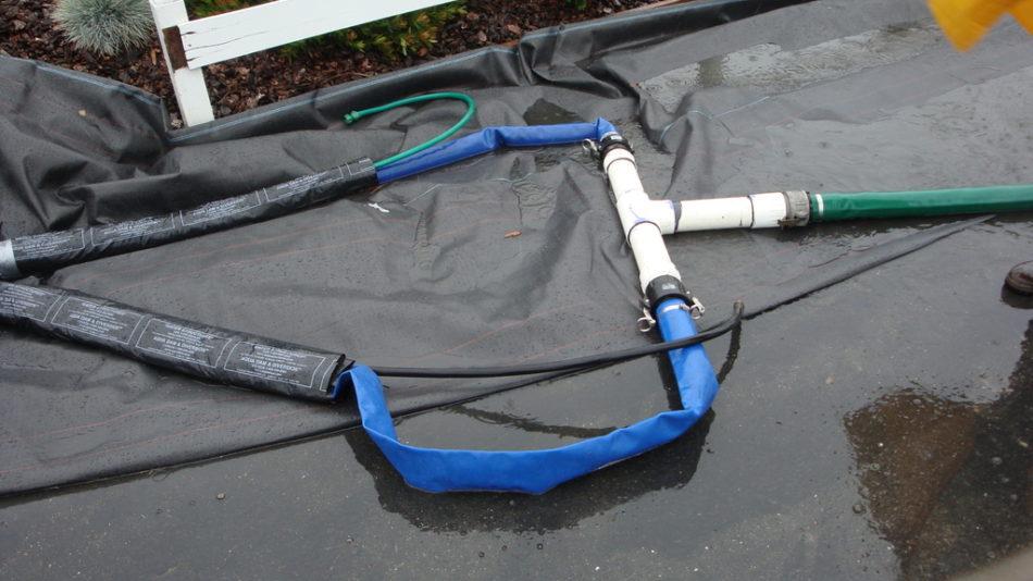 Homeowner Flood Control – Ferndale, CA