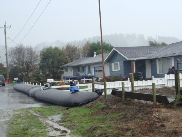 Homeowner Flood Control – Ferndale, CA