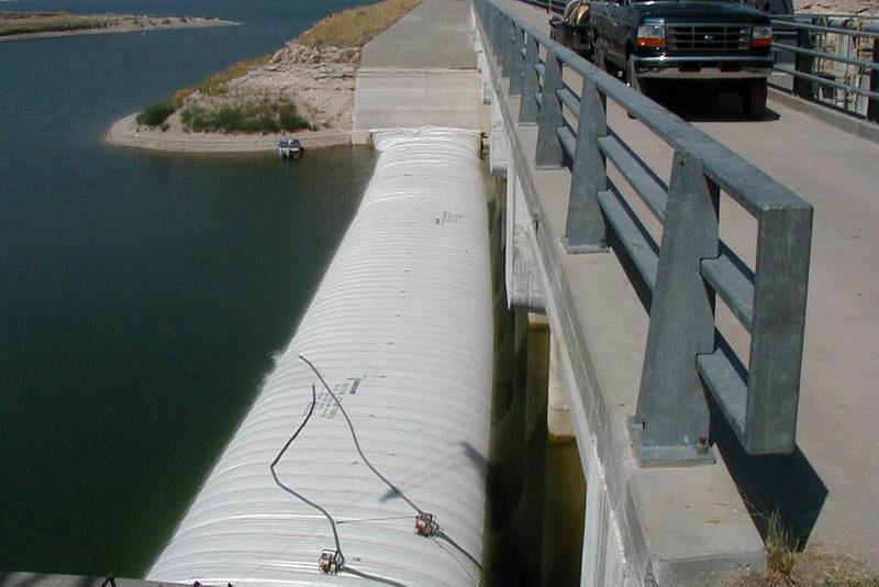 Gray Rocks Dam Gate Isolation, Wyoming 2003