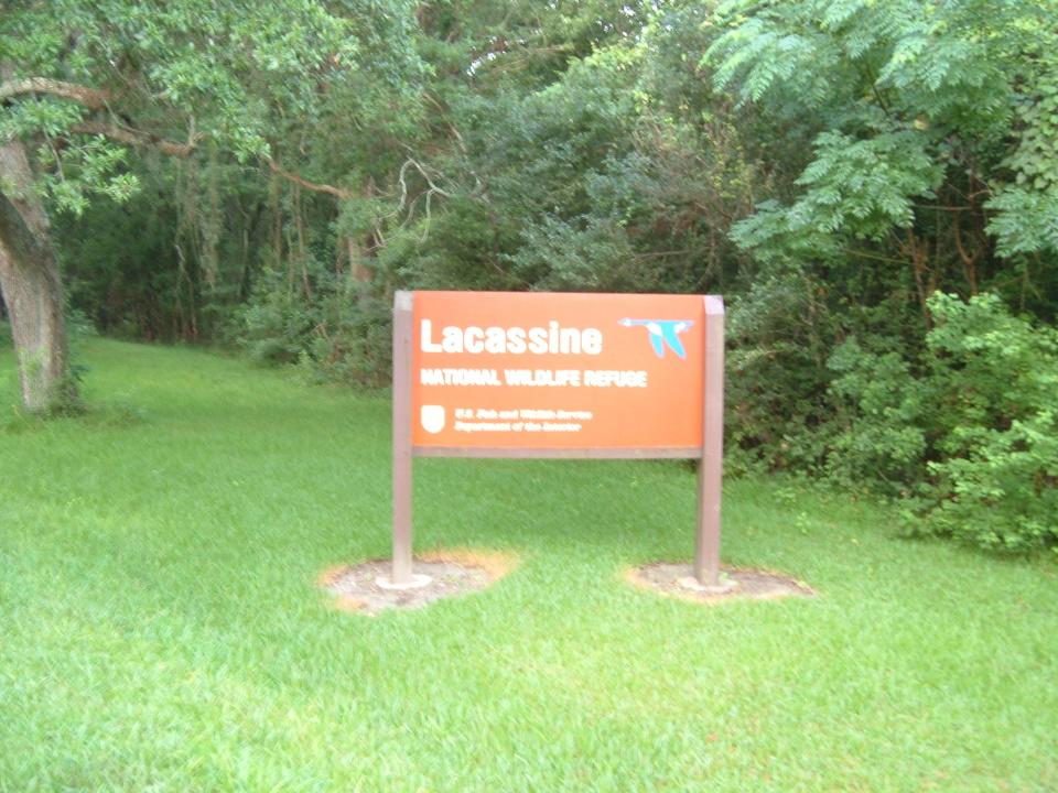 Lacassine National Wildlife Refuge AquaDam 2004